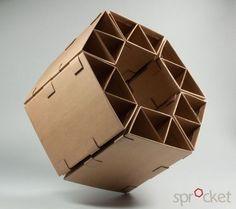 Resultado de imagen para estructuras de carton