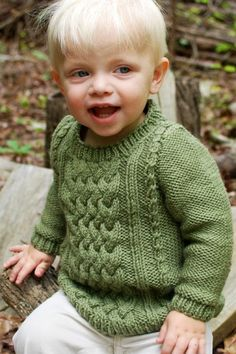 NobleKnits Yarn Shop  - Tot Toppers Master Charles Kids Sweater Pattern, $6.95 (http://www.nobleknits.com/products/Tot-Toppers-Master-Charles-Kids-Sweater-Pattern.html)