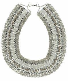 Ananda Fashions - Damen Kette #statement #jewellery #bling