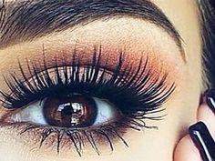 Forget Fake Eye Lashes - Do This Instead Eyelashes How To Apply, Fake Lashes, 3d Mink Lashes, False Eyelashes, Eyelash Serum, Eyelash Growth, Mink Lash Extensions, Fake Eye, Hacks