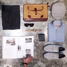 Getting ready for a #weekend with our perfect pick at @benjaminbarkerstore and @theassemblystore.