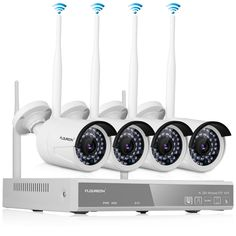 Camera Security Video Recorder System