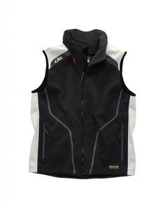 b91c7b6b95c Gill Men s Race Softshell Vest  The ultimate performance racing range. The  Race Collection has been designed