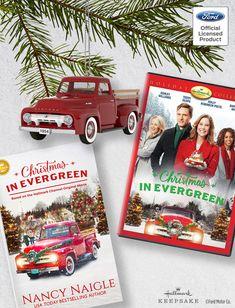 Christmas In Evergreen Truck.132 Best Hallmark Channel Images In 2019 Hallmark Channel