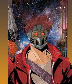 Guardiani della Galassia - Star Lord