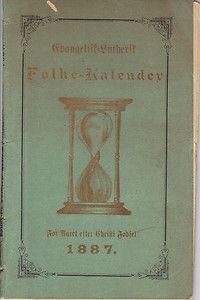 Folke-Kalender 1888