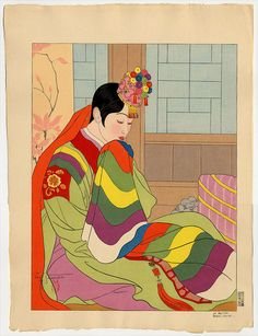"""Jacoulet, Paul (1896-1960) 