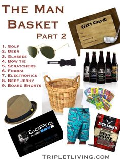 30 themed easter basket ideas basket ideas easter baskets and easter easter man basket 2 tripletliving negle Images