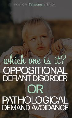 Oppositional Defiant Disorder (ODD) or Pathological Demand Avoidance Autism Spectrum Oppositional Defiant Disorder Strategies, Oppositional Defiance, Adhd Odd, Adhd And Autism, Autism Facts, Odd Disorder, Disorders, Spectrum Disorder, Psicologia