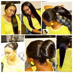 Versatile Tree braids using XPRESSION HAIR