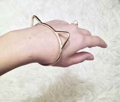Kitty Bangle! Thanks for the find Rachel! :)