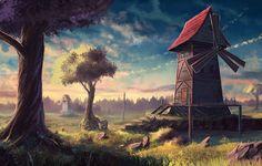 landscape #18 by Sylar113.deviantart.com on @DeviantArt