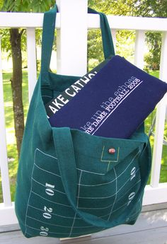 Maiden Jane: Sewing Tutorial - Upcycle a Tee Shirt or Sweatshirt Into a Stadium Cushion