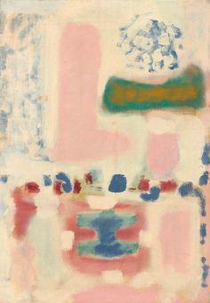 "dailyrothko: "" Mark Rothko, Untitled, 1947 """