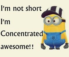Cute Funny Minion quotes (12:08:40 AM, Saturday 01, August 2015 PDT) – 10 pics