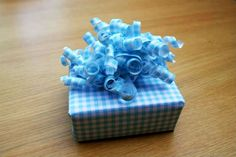 Step by step guide on how to make a curly bow...great for gifts and money-saving too!