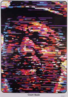 Count Basie, Polish Jazz Poster