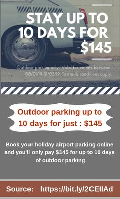 Save on airport parking with great offers. From discounts on parking to cheaper car wash services, find our promo codes here. Car Wash Services, Terms And Conditions, International Airport, 10 Days, Sydney, Things To Come, How To Apply, Park, Holiday