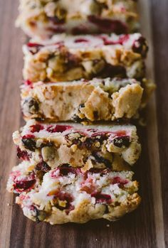Holiday Recipe: Cranberry Cake Recipes from The Kitchn | The Kitchn  [I'm thinking drizzled with a powdered sugar/orange juice drizzle.  Yum!--Stacey]