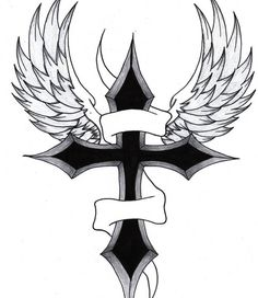 Picture of Cross Tattoos