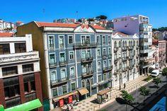 The Artist's Apartment... Lisbon, Portugal (12)