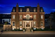 Hermitage Ave, Chicago Luxury Home Dream Home Design, My Dream Home, House  Design