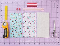 How to sew a triangle zipper bag, free zipper bag tutorial, pyramid pouch tutorial, sewing tutorial, diy zipper bag
