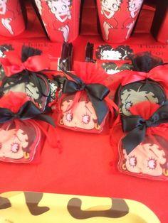 Betty Boop Birthday Party Ideas