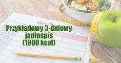 Przykładowy jadłospis (1800 kcal) Odżywiaj się zdrowo