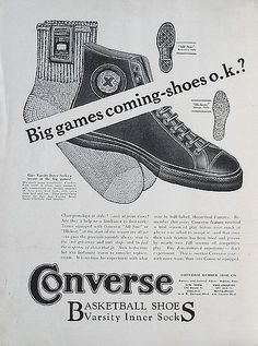 Big Games Coming!  bobdalefraser:    shoes o.k.?