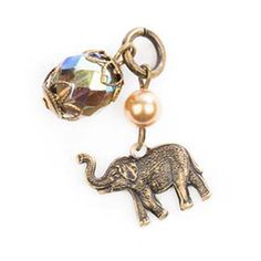 Elephant Charm at The Paper Store
