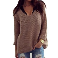 Cheap pullover vintage, Buy Quality pullover directly from China sweater clip Suppliers: