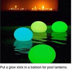 This would be a great idea to use at a sleepover or birthday party