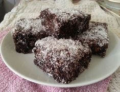 Classic Pillowy Soft Lamingtons | the dutch baker