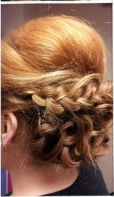 Braided Updos Perfect for Prom and Weddings-- WITH STEPS!