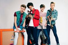 The Vamps 'fell in love' with Selena Gomez Will Simpson, Brad Simpson, Vamps Band, The Vamps, Evan And Connor, Wild Hearts, Music Love, Debut Album, Love S