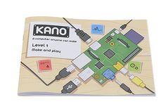 Kano - a computer anyone can make, powered by Raspberry Pi