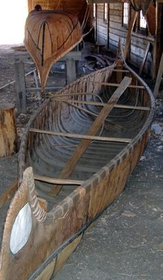 Birch Bark Canoe. n honor of the indigenous people of North America who have influenced our indigenous medicine and spirituality by virtue of their being a member of a tribe from the Western Region through the Plains including the beginning of time until tomorrow