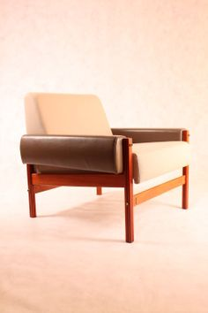 Percival Lafer; Armchair for Moveis Patenteados, 1960s.