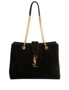 SAINT LAURENT YSL Cassandre Shopping Bag