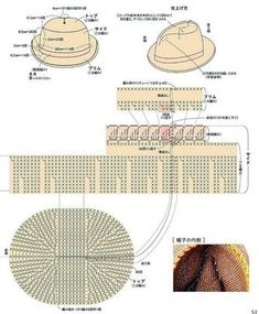 Eco Andaria Crochet Bags and Hats Crochet Summer Hats, Easy Crochet Hat, Crochet Shoes, Crochet Chart, Crochet Clothes, Knit Crochet, Crochet Hooded Scarf, Crochet Beanie Hat, Knitted Hats