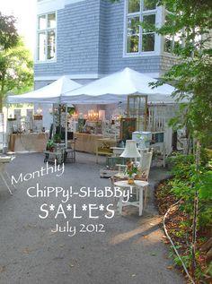 ChiPPy! - SHaBBy!  July 2012 Home S*A*L*E  Cedarburg, Wisconsin