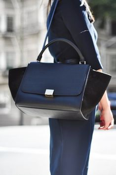 I SO WANT IT: CELINE TRAPEZE AND MINI LUGGAGE - Chic + Glamorous // Powered by chloédigital