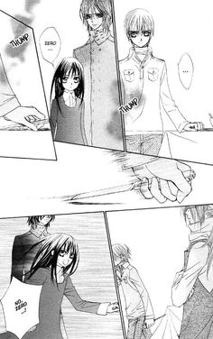 Vampire Knight 12 - Read Vampire Knight Chapter 12 Page 8 Online   MangaSee