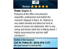 Everyone at the office was pleasant, respectful, professional and helpful the moment I...