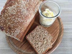 Dinkelbrot - schnell und einfach, ohne gehen, ruckzuck, Dairy, Bread, Cheese, Food, Food Food, Bakken, Simple, Fresh, Eten