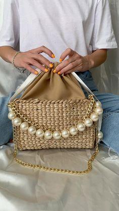 Crochet Handbags, Crochet Purses, Crochet Clutch Bags, Straw Handbags, Purses And Handbags, Stylish Handbags, Cheap Handbags, Handbags Online, Luxury Handbags