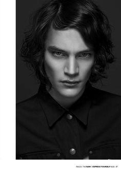 Jaco van den Hoven - Model   Express Yourself (Fiasco Magazine)