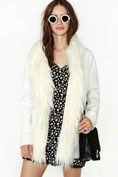Nasty Gal Almost Famous Coat