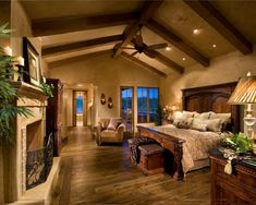 ** Master Bedroom